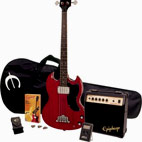 Epiphone: EB-0 Gig Rig Bass Package