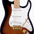 Fender: 50th Anniversary American Deluxe Strat