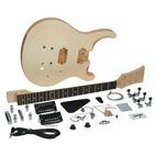 Saga: HT-10 Electric Guitar Kit