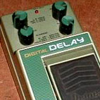 Ibanez: DDL Digital Delay