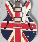 Epiphone: Noel Gallagher Archtop Union Jack