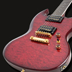 Epiphone: SG Prophecy Custom GX