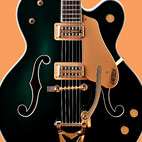 Gretsch: G6196T Country Club