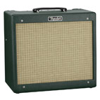 Fender: Blues Junior III Limited Edition Emerald Green