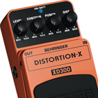 Behringer: XD300 Distortion-X