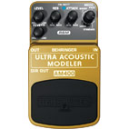 Behringer: AM400 Ultra Acoustic Modeler
