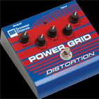 Seymour Duncan: Power Grid Distortion