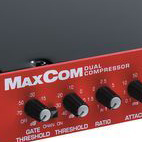 BBE: MaxCom Dual-Channel Compressor