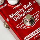 Mad Professor: Mighty Red Distortion