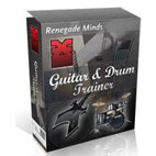 Renegade Minds: Guitar & Drum Trainer