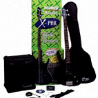 Washburn: XB100-30 Bass Pack