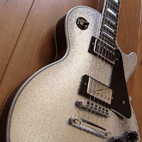 Epiphone: Les Paul Limited Edition Silver Sparkle