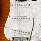 Squier: Deluxe Stratocaster FMT