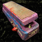 Jam Pedals: Wahcko Wah
