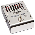 Fame: EQ-10 Sweet Tone Equalizer