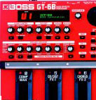 Boss: GT-6B Bass Effects Processor