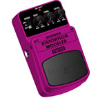Behringer: DM100 Distortion Modeler