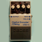 Boss: DSD-3 Digital Sampler/Delay