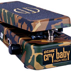 Dunlop: DB-01 Dimebag Cry Baby From Hell