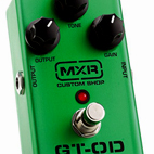 Dunlop: MXR Custom Shop GT-OD Overdrive