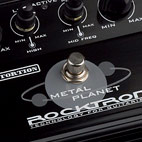 Rocktron: Metal Planet