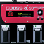 Boss: RC-50 Loop Station