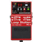 Boss: RC-3 Loop Station