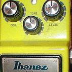 Ibanez: SD9 Sonic Distortion