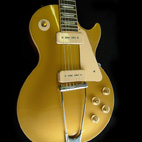 Gibson: 1952 Goldtop Tribute
