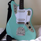 Squier: Vintage Modified Jaguar 2012