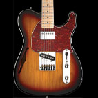 G&L: Tribute ASAT Classic BluesBoy Semi-Hollow