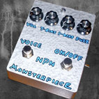 Monsterpiece: NPN Fuzz