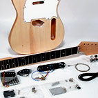 Saga: T-Style Electric Guitar Kit