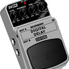 Behringer: DD100 Digital Delay