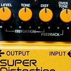 Boss: DF-2 Super Distortion And Feedbacker