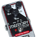 Electro-Harmonix: Memory Toy Analog Delay