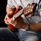 How to Play Over a Backing Track
