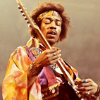 Jimi Hendrix - Lead Guitar Concepts