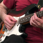 Upper String Chord Sweeps (Sweep Picking)