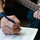 How to Begin Writing Music (In 5 Basic Steps)