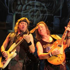 Iron Maiden: 'Aces High' Guitar Solo Lesson with Chris Zoupa