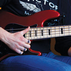 Slap Bass Triplet Exercises