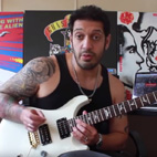 DragonForce: 'Through the Fire and Flames' Guitar Solo Lesson With Chris Zoupa