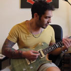 Am 3 Octave Shred Lick with Chris Zoupa