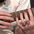 Shred Guitar Lesson 07. Tapping With String Skipping