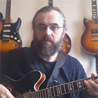 Diminished Scale on Dom7th Chords with Jens Larsen
