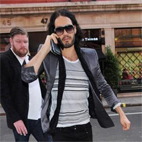Russell Brand Would Go Gaga For Dance