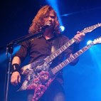 Mustaine Calls For Supergroup