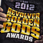 Golden Gods 2012: The Winners