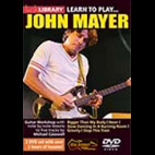 Lick Library: Learn To Play John Mayer